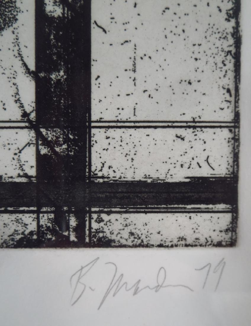 Brice Marden,Am.,Untitled,etching - 3