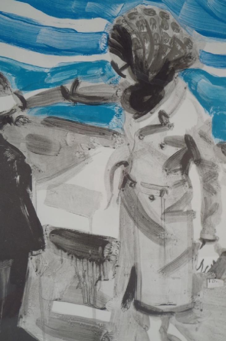 Elizabeth Peyton Am b.1965 Jackie & John Litho 2000 - 3