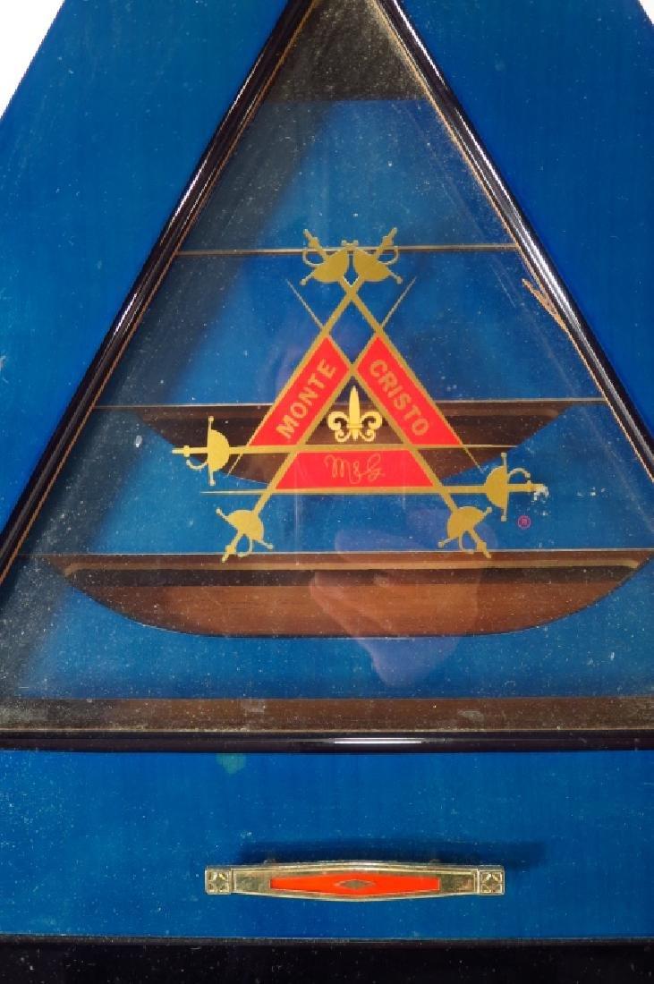 Humidor Pyramid Monte Cristo Limited Edition - 2