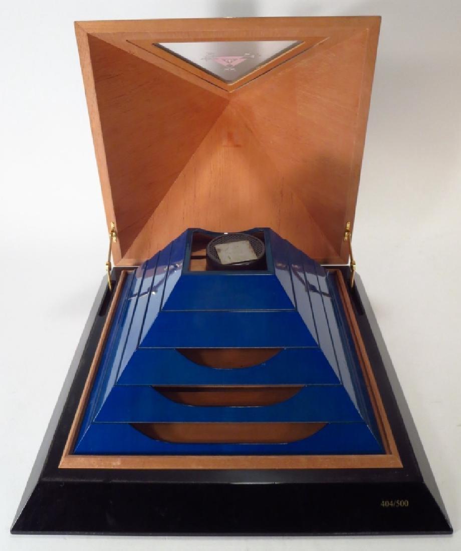 Humidor Pyramid Monte Cristo Limited Edition - 4