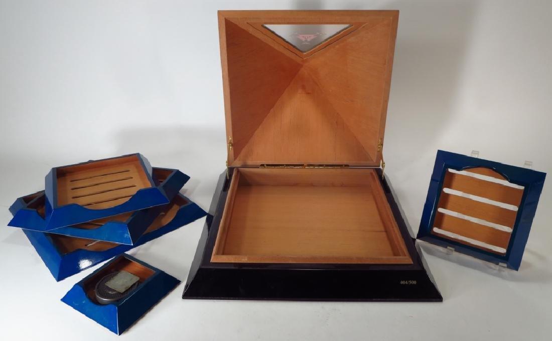 Humidor Pyramid Monte Cristo Limited Edition - 5