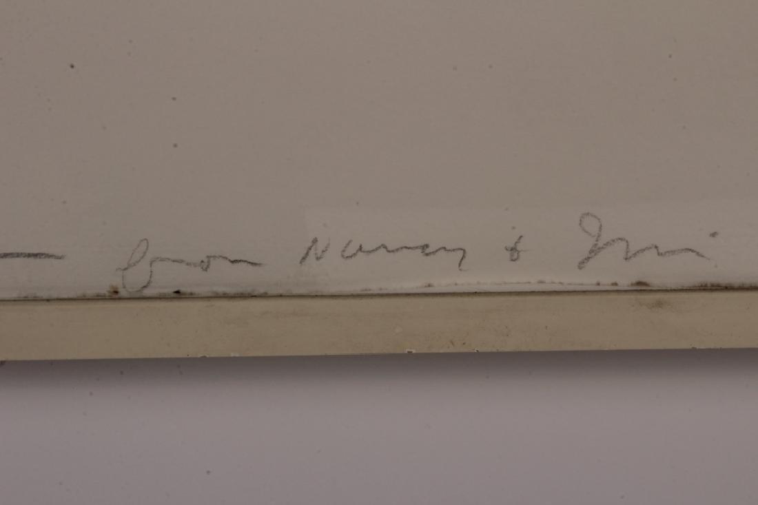 Jim Dine AM b.1935 Heart Etching 1981 - 4