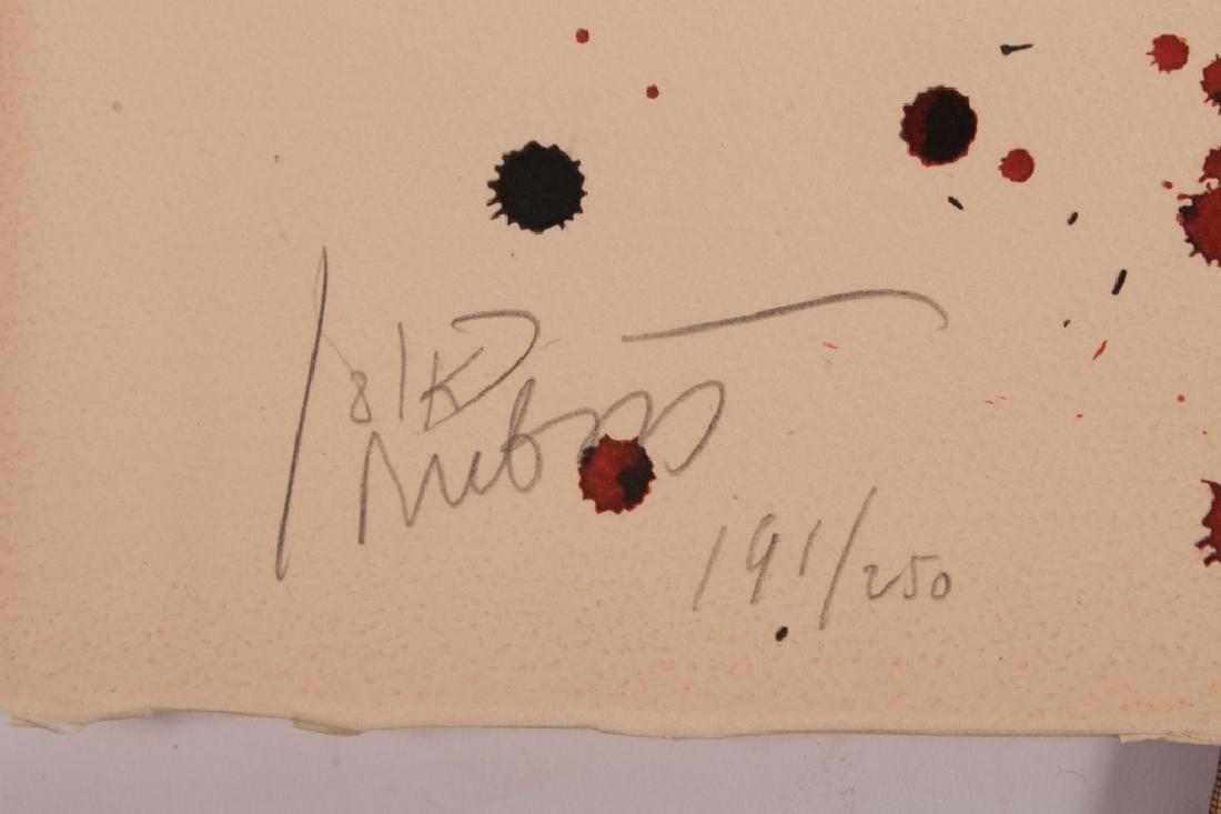 2 Folios,Reuven Rubin and Jack Zajac c. 1964 - 4