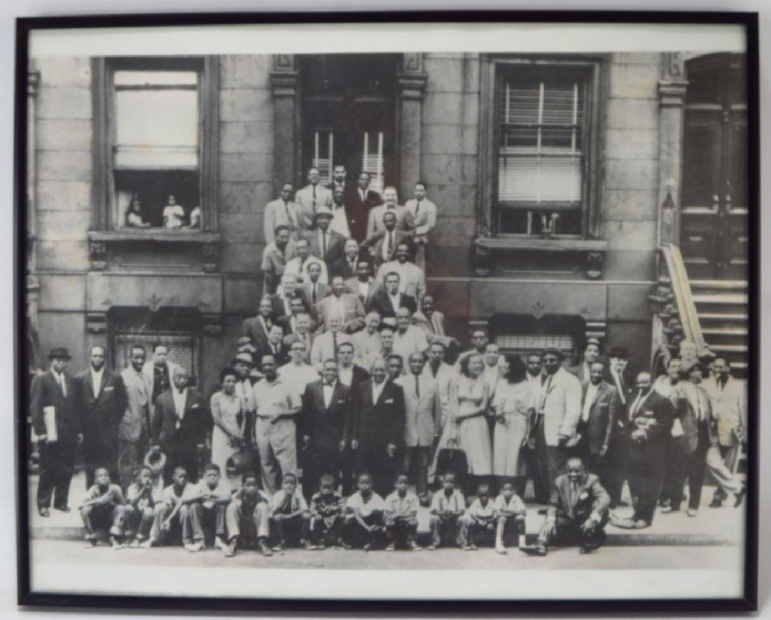 Art Kane AM 1925-1995 A Great Day in Harlem Photo - 2