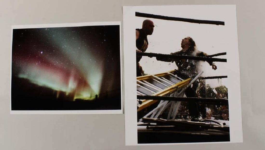 Dan Asher, Am., 1947-2010, 2 fotos
