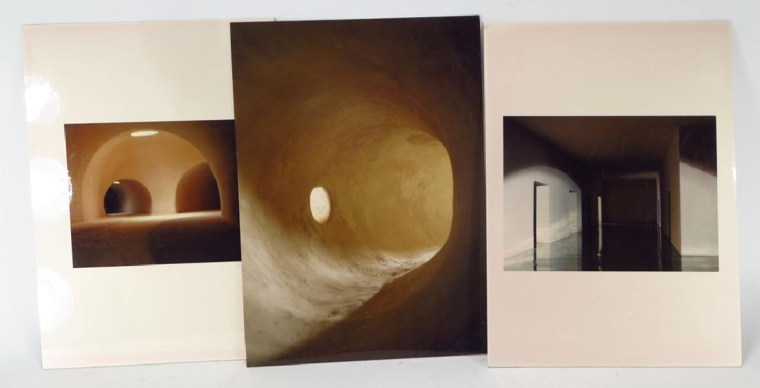 Lot of 3 James Caspair Photographs 20th c.