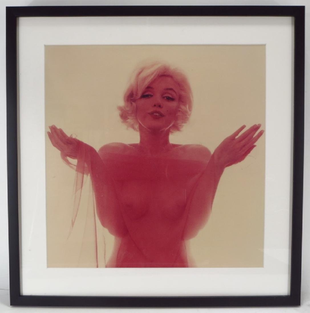 Bert Stern, 1929-2013, Marilyn Monroe, 2 Photos