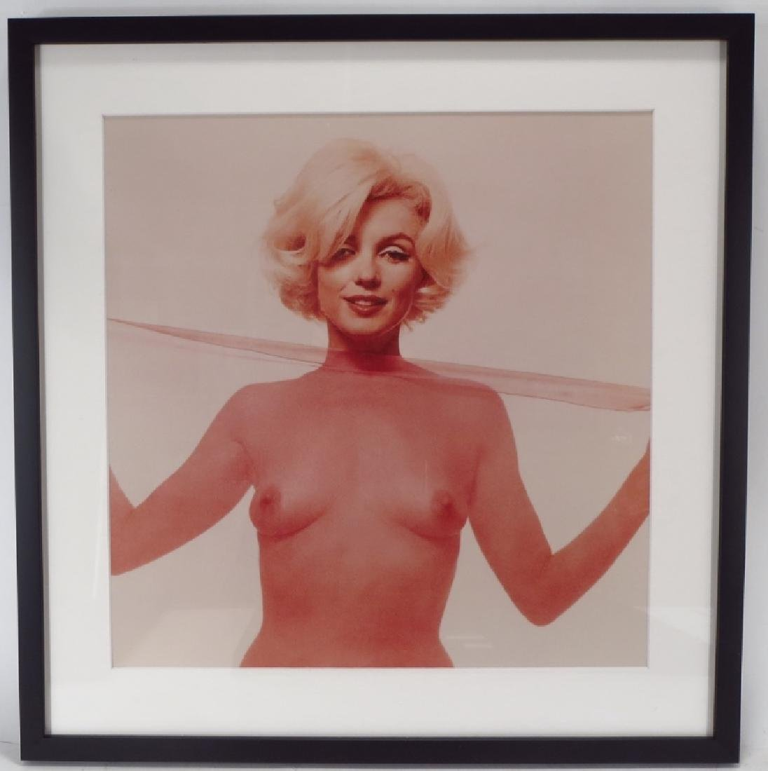 Bert Stern, 1929-2013, Marilyn Monroe, 2 Photos - 2