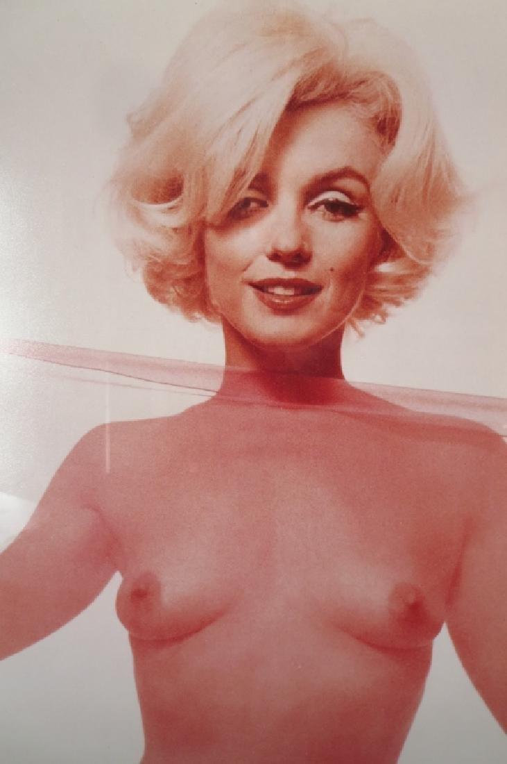 Bert Stern, 1929-2013, Marilyn Monroe, 2 Photos - 3
