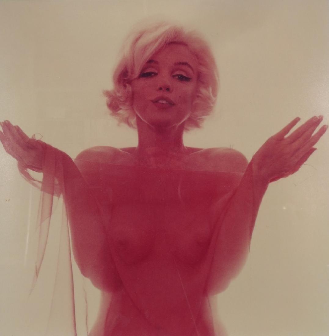Bert Stern, 1929-2013, Marilyn Monroe, 2 Photos - 5