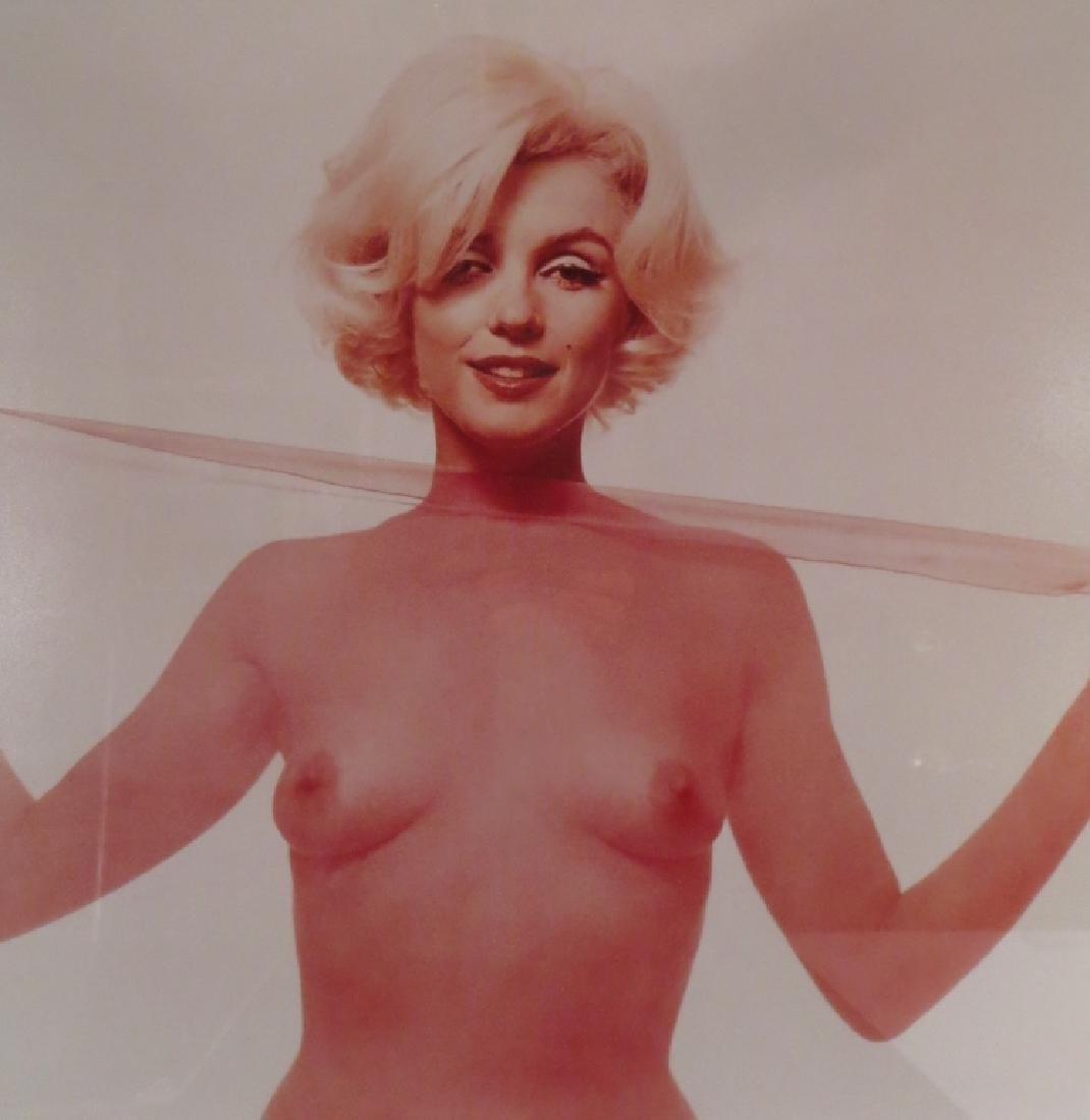 Bert Stern, 1929-2013, Marilyn Monroe, 2 Photos - 6