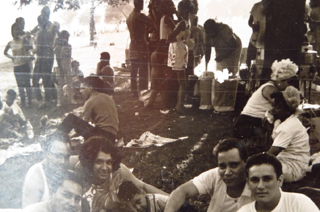 Bruce Davidson b/w Photograph Central Park 20th c. - 2