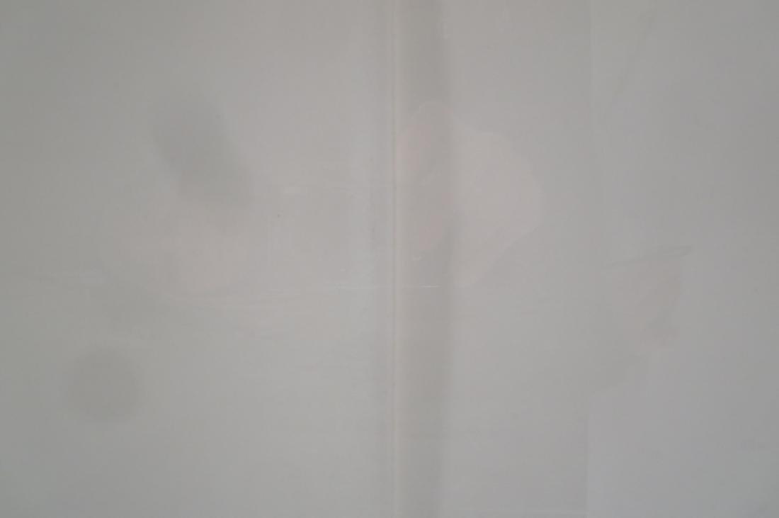 Louis Lieberman,20th C.,Horizon Line,paper relief - 2