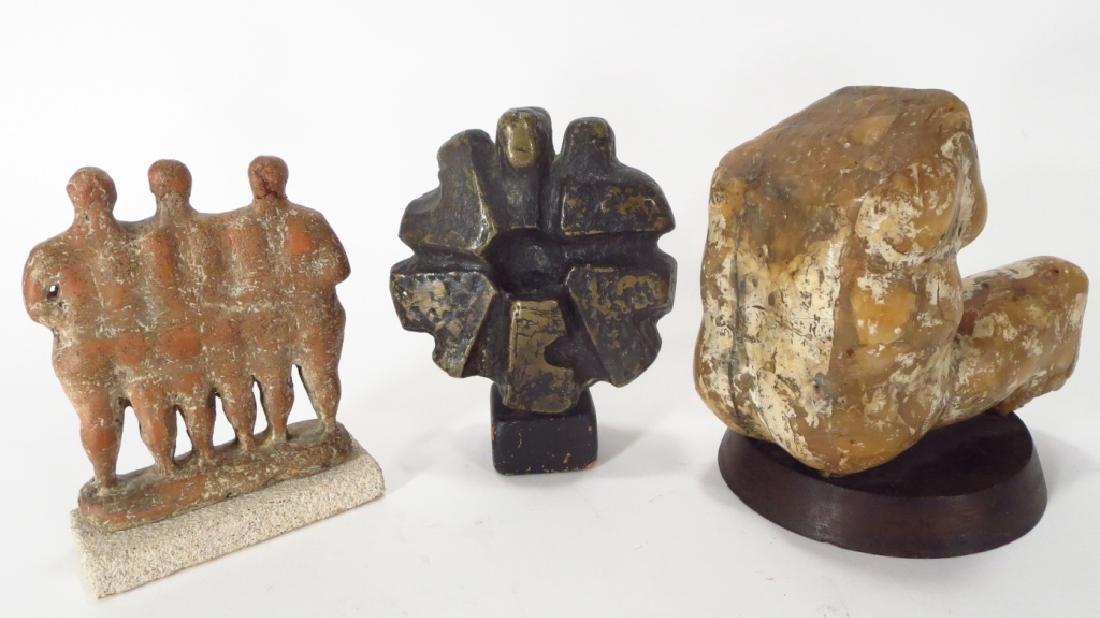 Oreste Dequel, 1923-1989, 5 Sculpture Works - 2