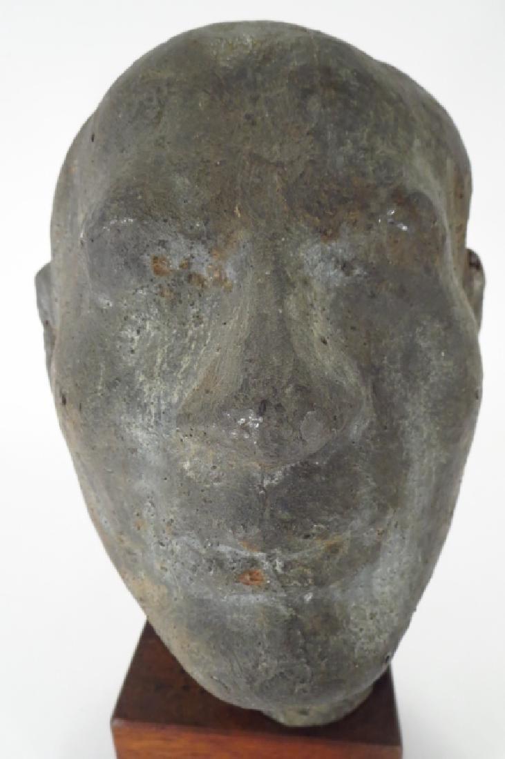 Ira Matteson,Am., Head of Hyde Solomon,Bronze