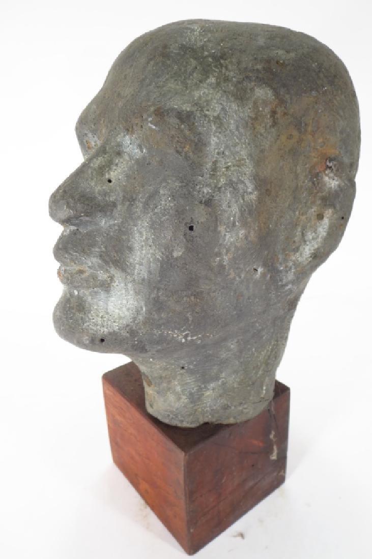 Ira Matteson,Am., Head of Hyde Solomon,Bronze - 2