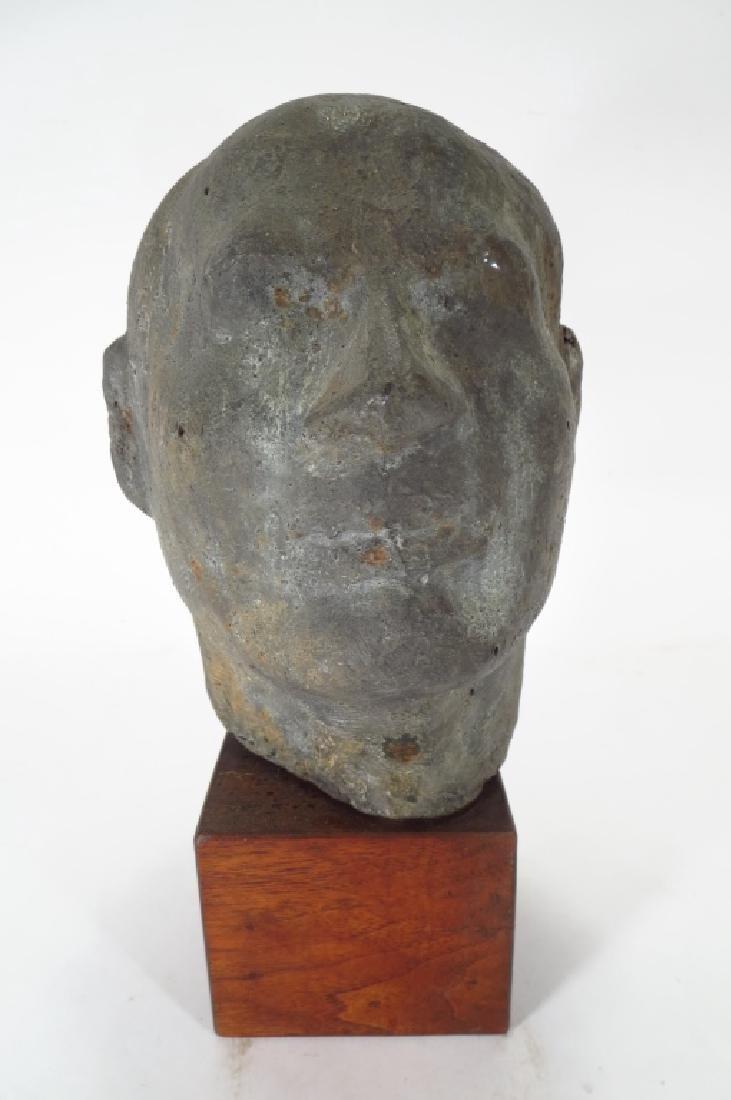 Ira Matteson,Am., Head of Hyde Solomon,Bronze - 3