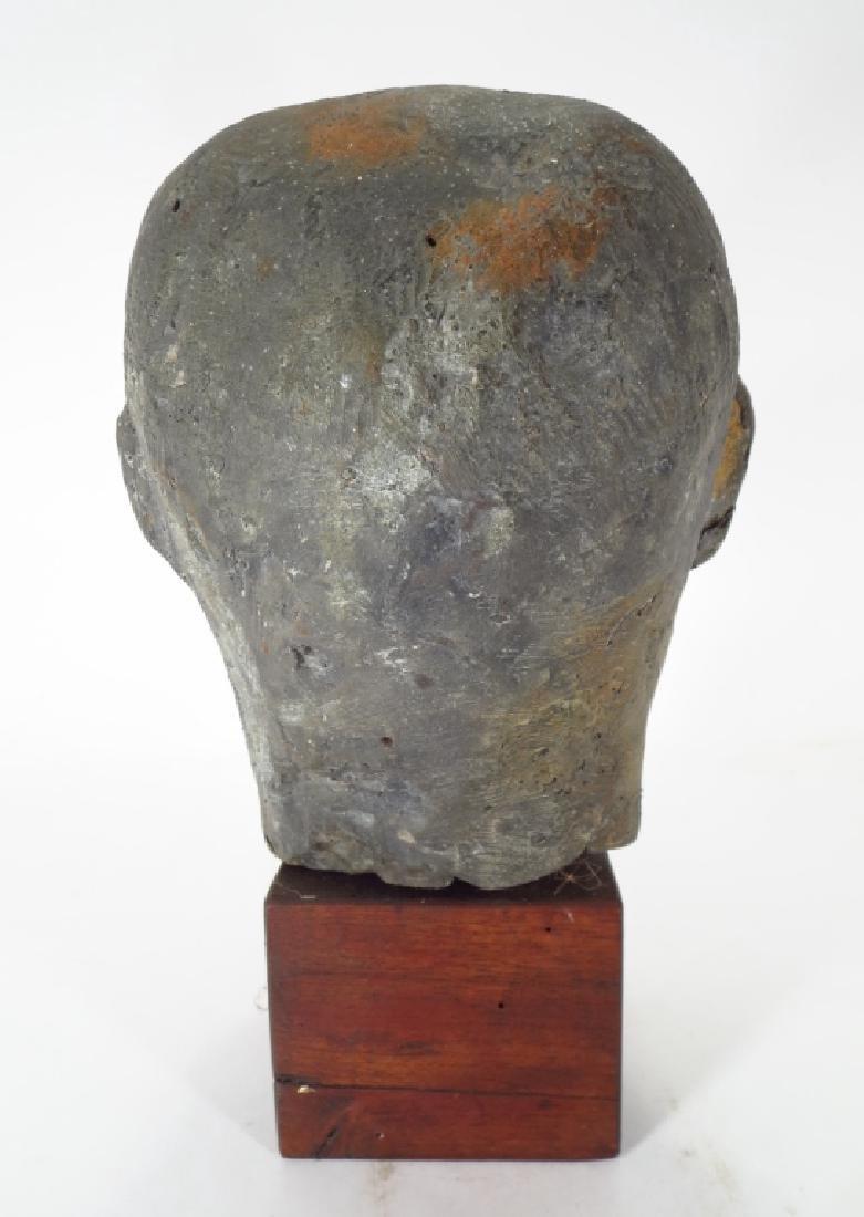 Ira Matteson,Am., Head of Hyde Solomon,Bronze - 5
