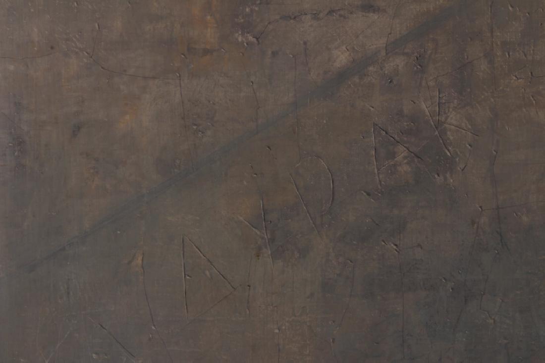 Yuri Kuper BR b.1940 Staircase O/C 1978-79 - 3