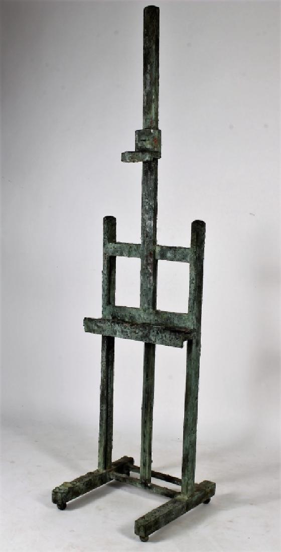 Yuri Kuper BR b.1940 Chevelet (Easel) Bronze