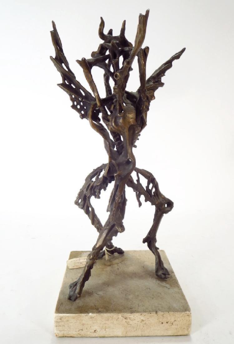Robert Howard Cook, Dante Inferno, Bronze - 6