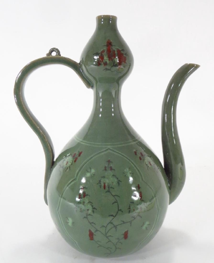 Shin Sang Ho, Korean,Ceramic Ewer