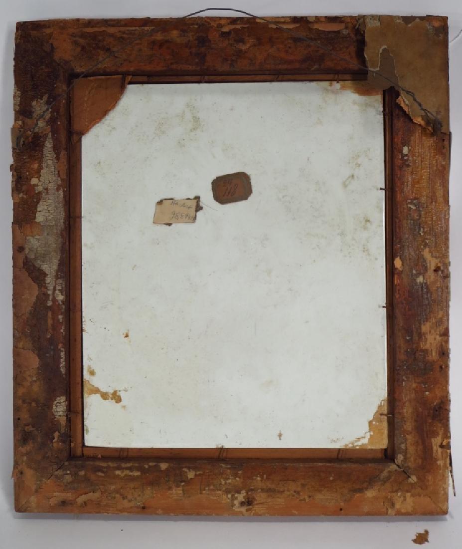 Orientalist Painting on Ceramic,20th C.,signed - 5