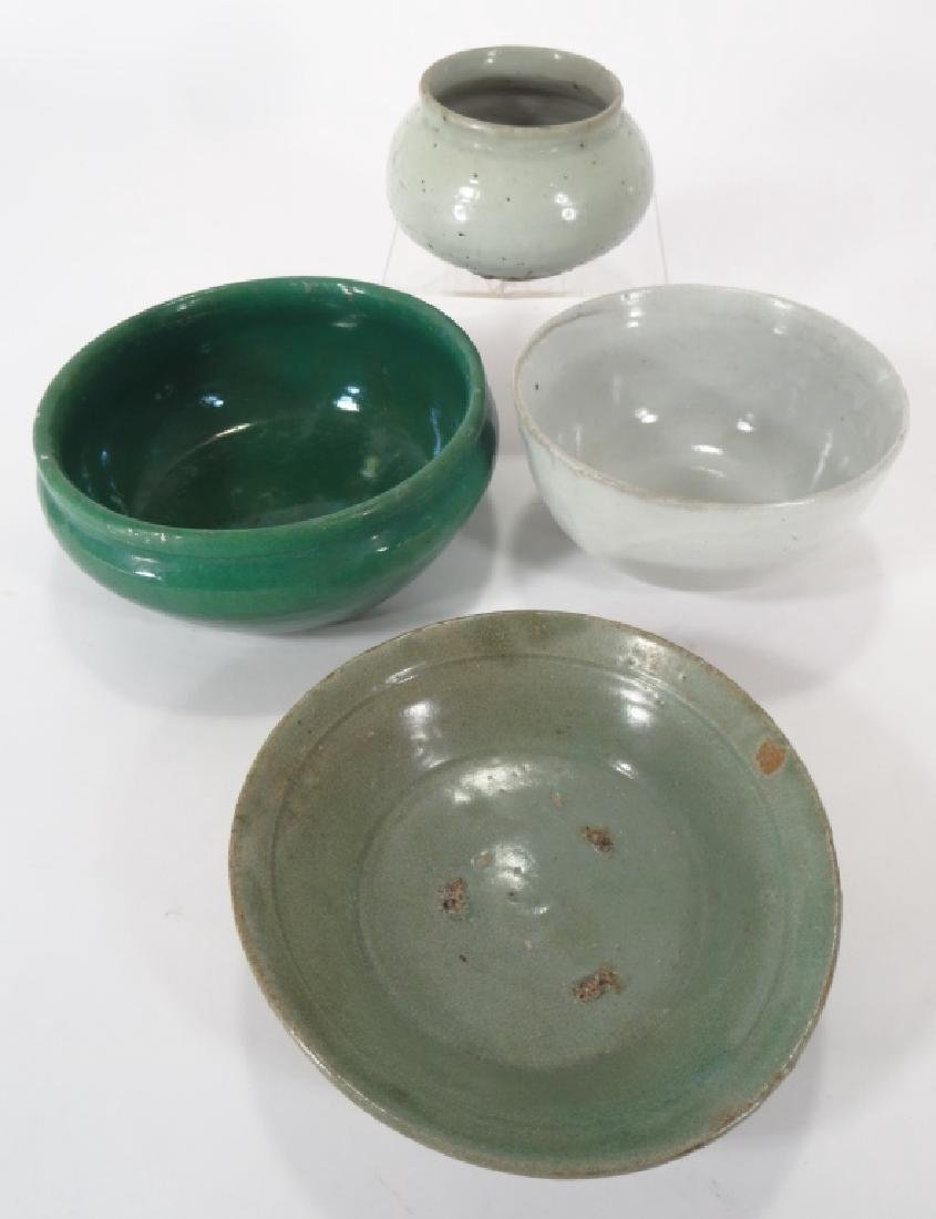 Grp of Korean Ceramic Bowls,possibly 11-13th C. - 2