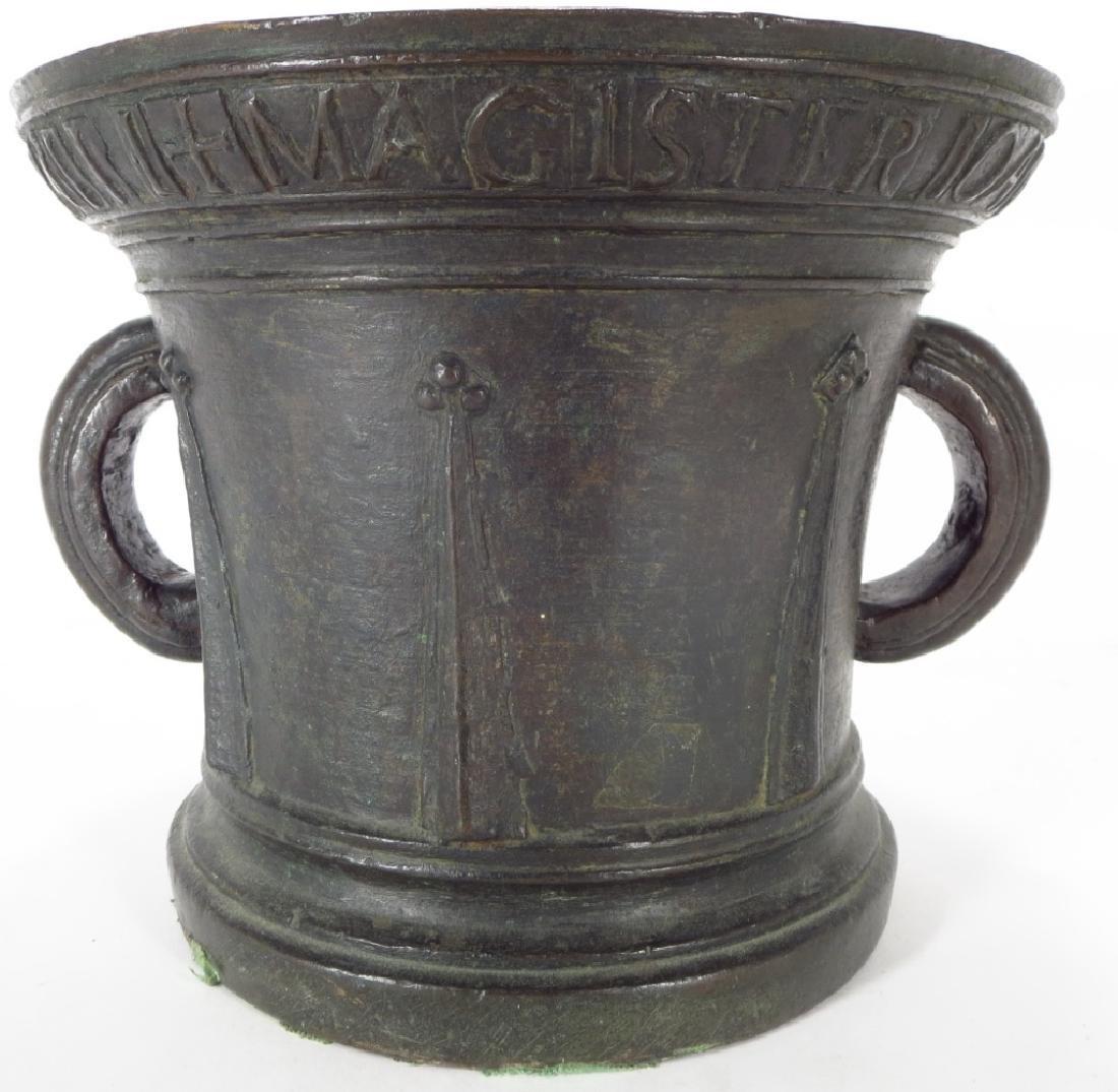 Renaissance Bronze Mortar, 1533 or 1534 - 2