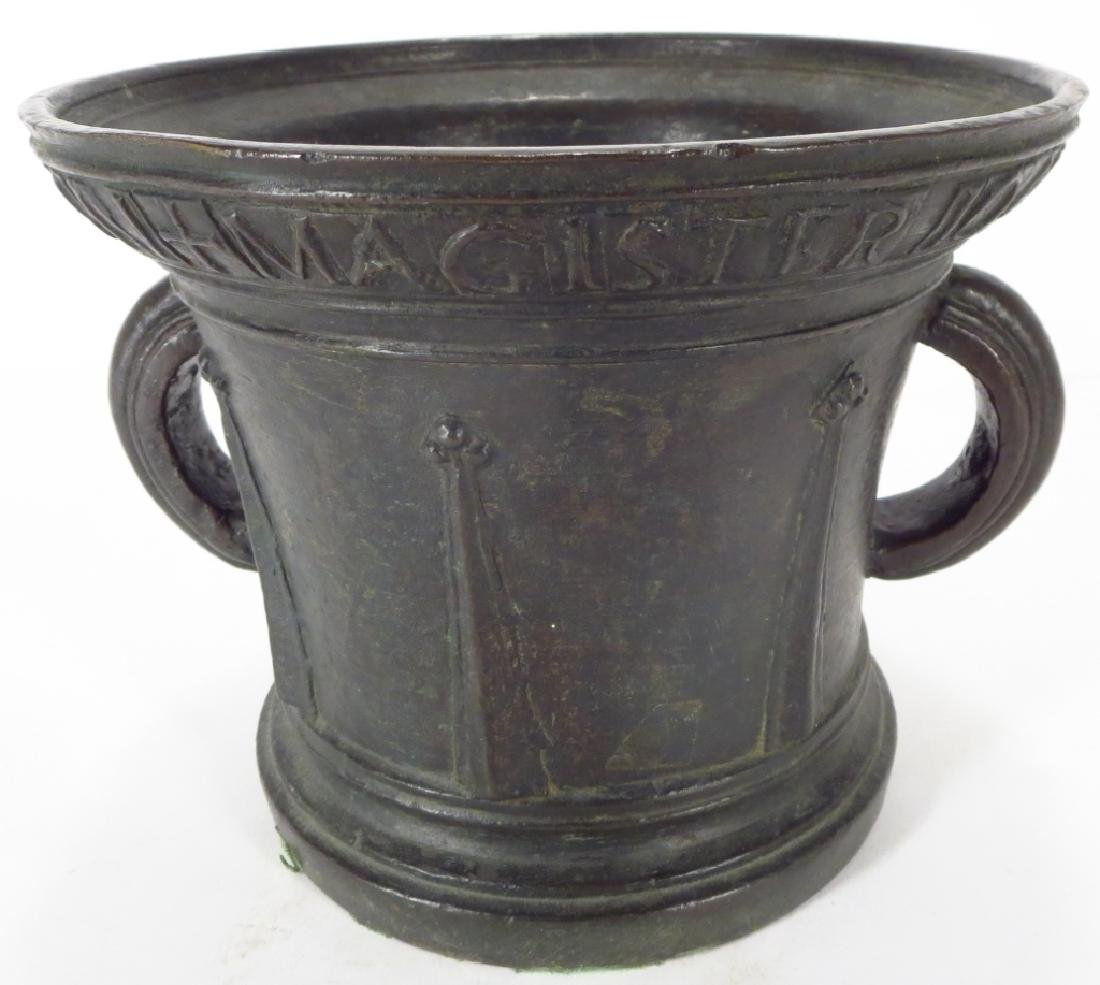 Renaissance Bronze Mortar, 1533 or 1534 - 6