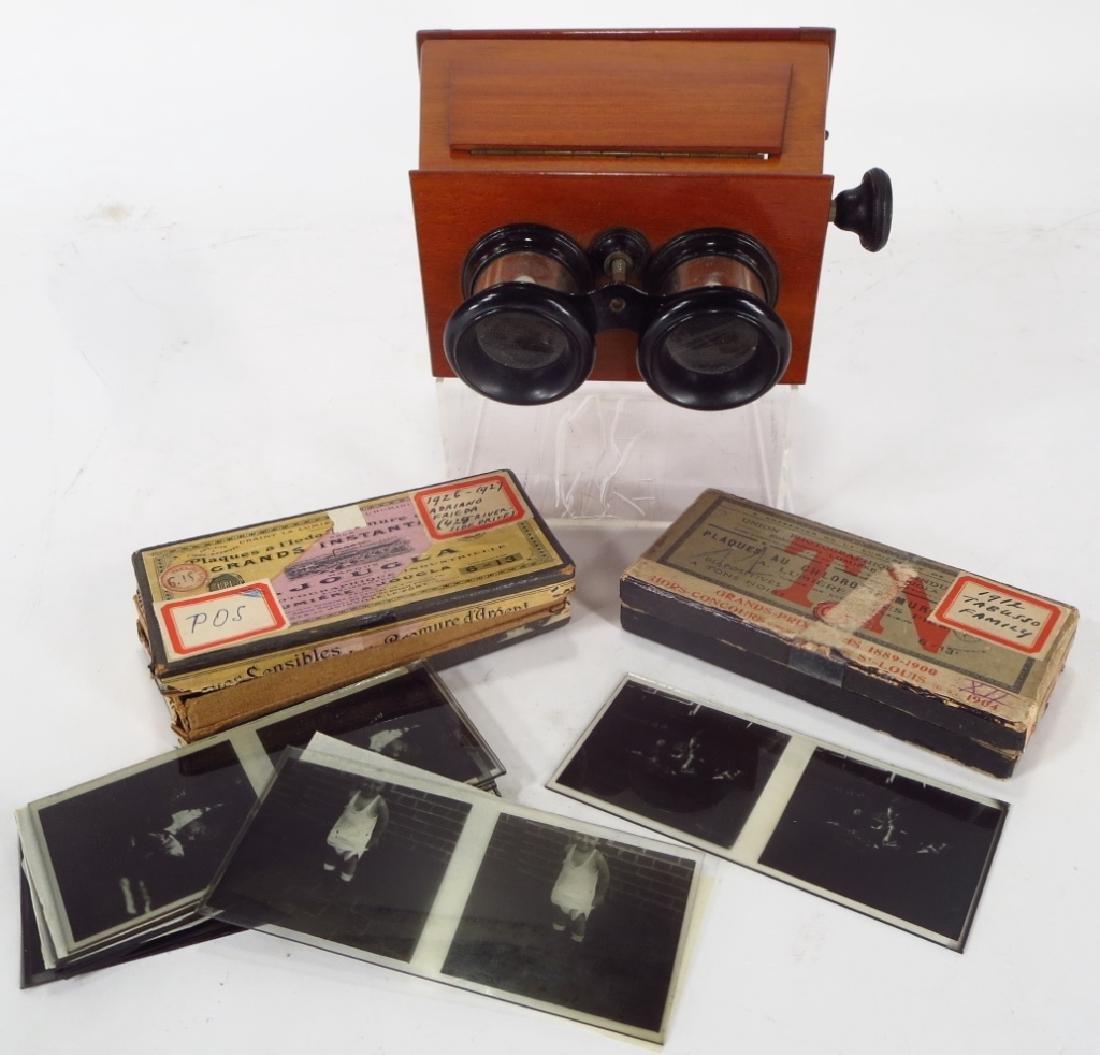 Italian optical viewer C. 1920