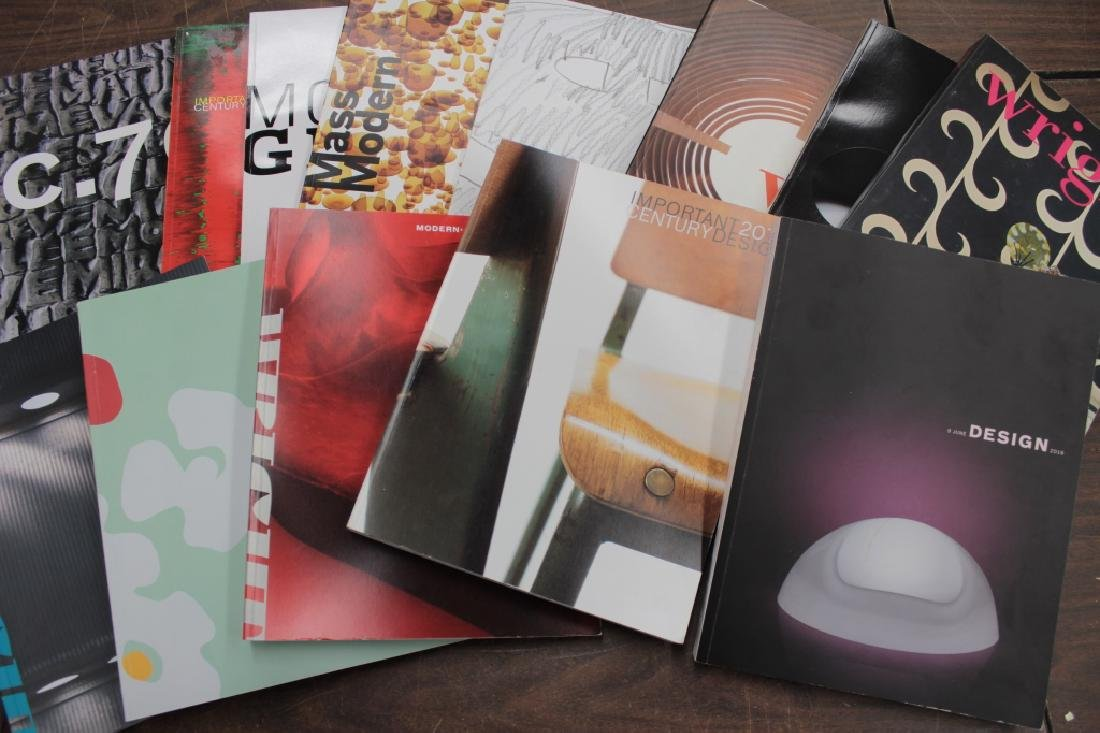 Approx. 100 Wright Auction Catalogues - 2