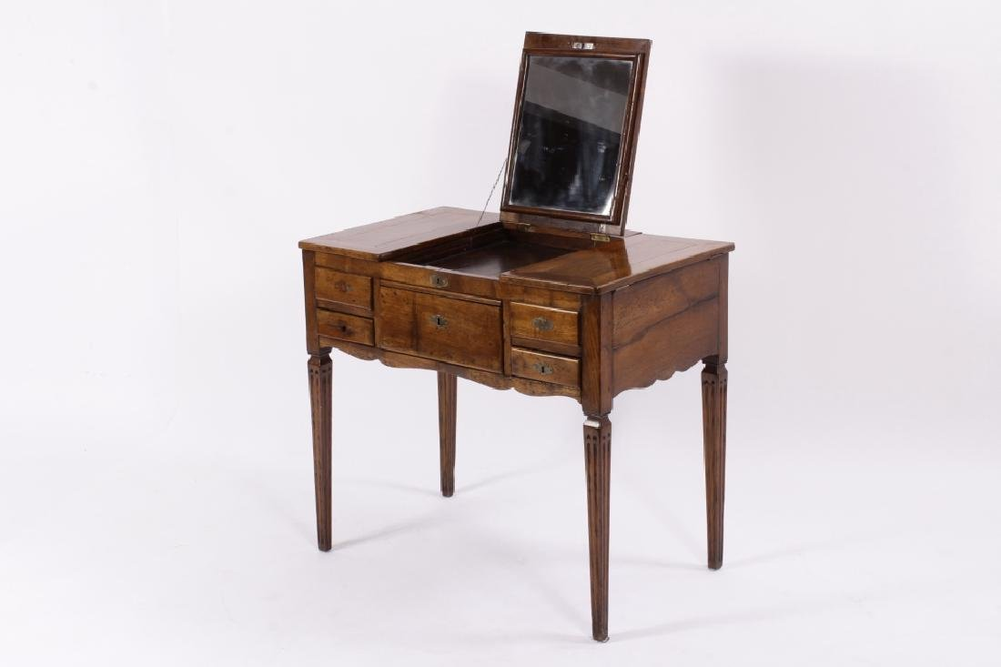 French Oak Poudresse, 19th C