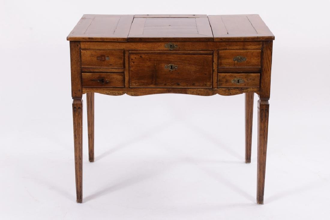 French Oak Poudresse, 19th C - 2