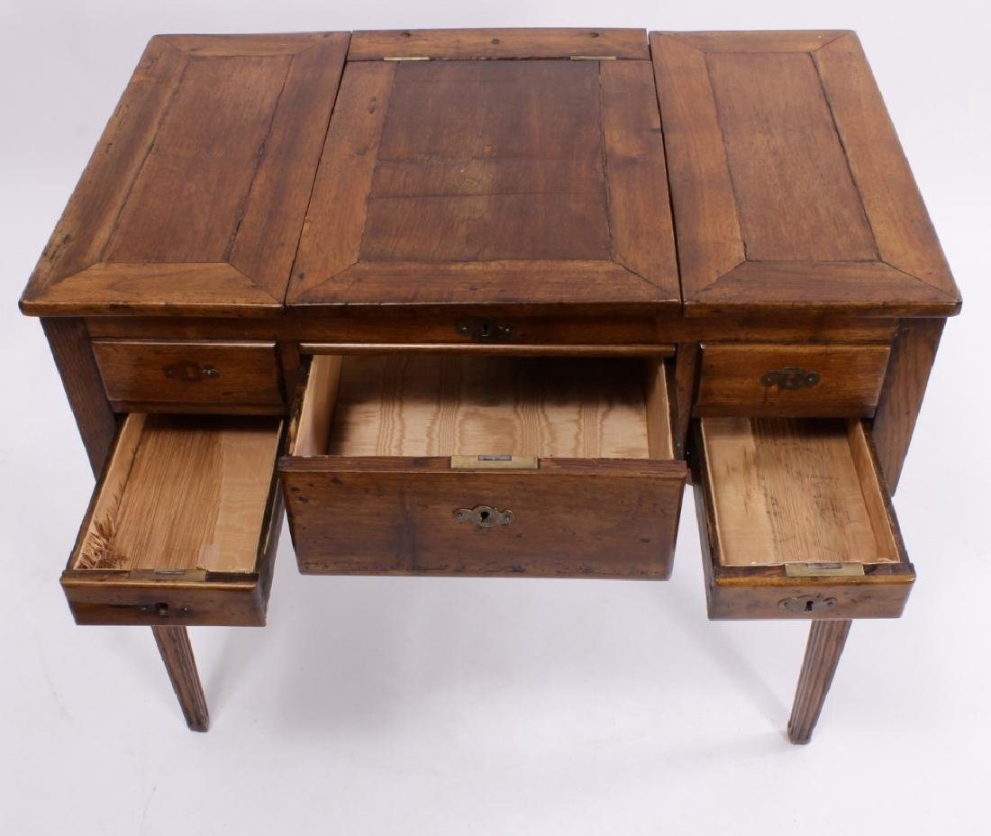 French Oak Poudresse, 19th C - 3