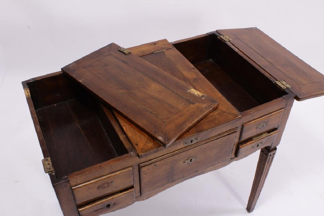 French Oak Poudresse, 19th C - 5