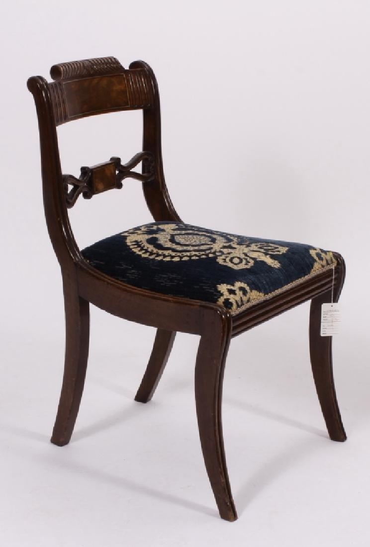 3 19th C. Chairs,Georgian,Regency & Sheraton - 3
