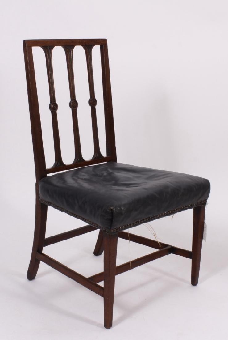 3 19th C. Chairs,Georgian,Regency & Sheraton - 4