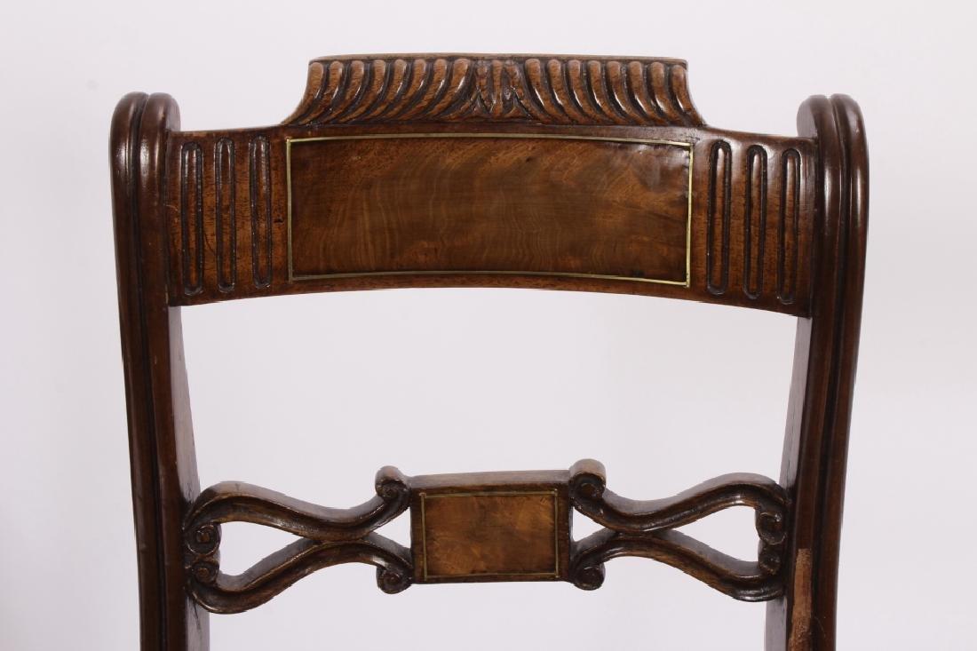 3 19th C. Chairs,Georgian,Regency & Sheraton - 6