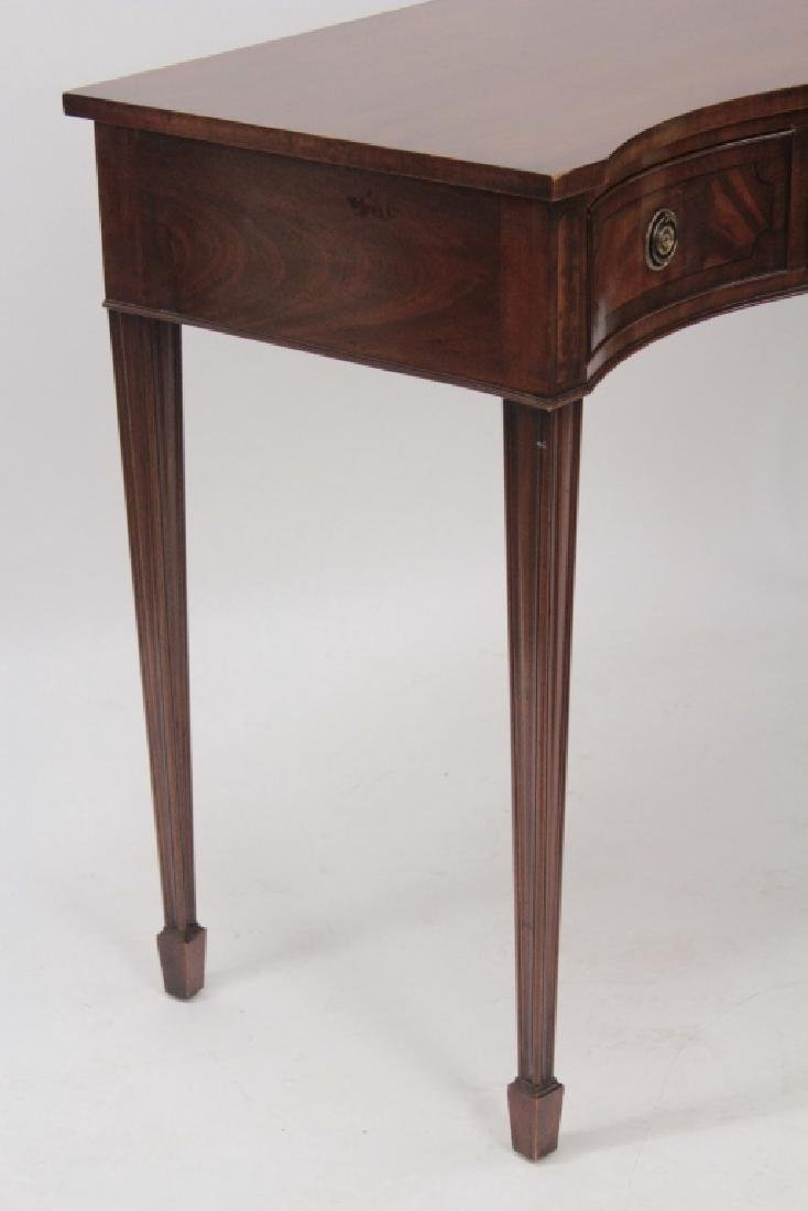 Georgian Style Mahogany Side Cabinet, 20th C. - 4