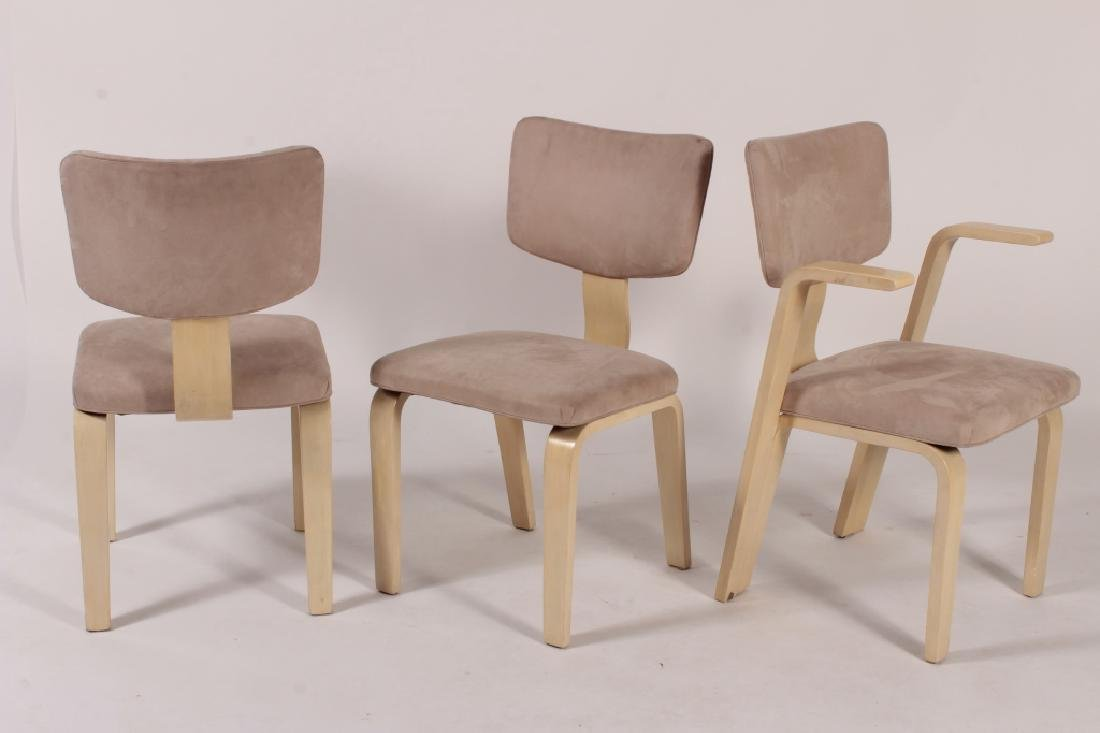 7 Style of Thonet  Bent Wood Chairs, 20th C. - 2