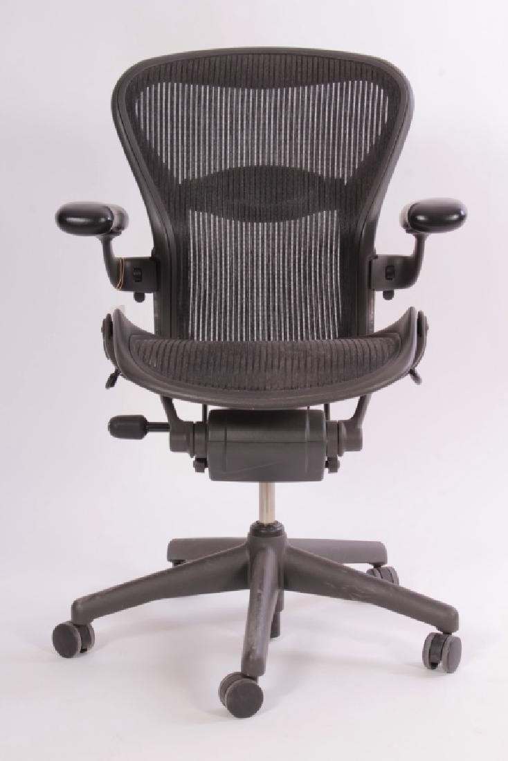Herman Miller Aeron Adjustable Desk Chair
