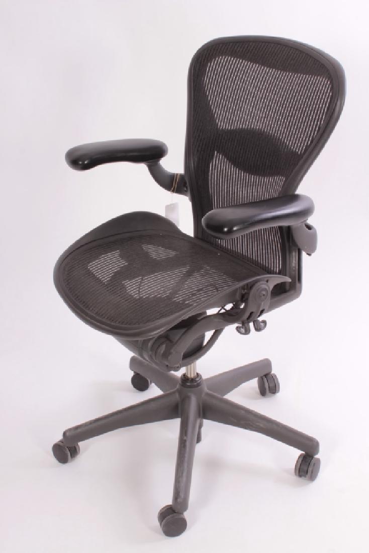 Herman Miller Aeron Adjustable Desk Chair - 2