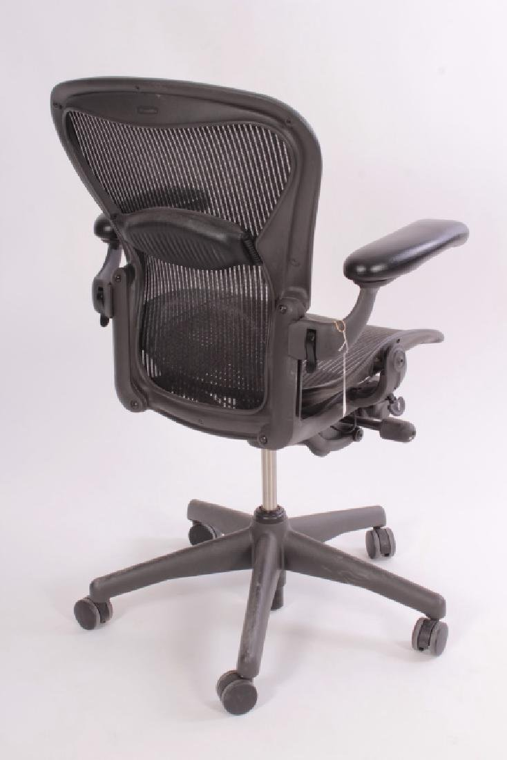 Herman Miller Aeron Adjustable Desk Chair - 4