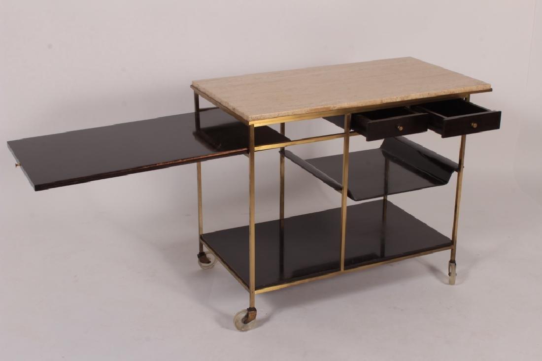 Paul McCobb for Calvin, Bar Cart,c.1950 - 2