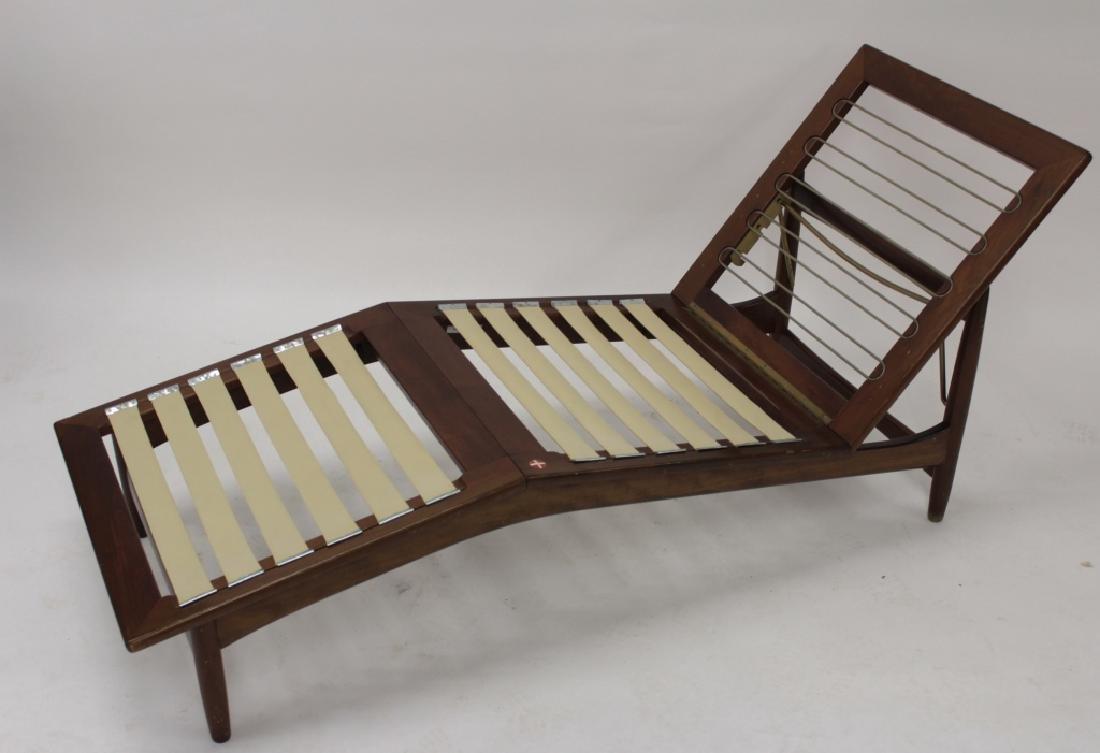 Selig Denmark Birch Chaise, c. 1960's - 2