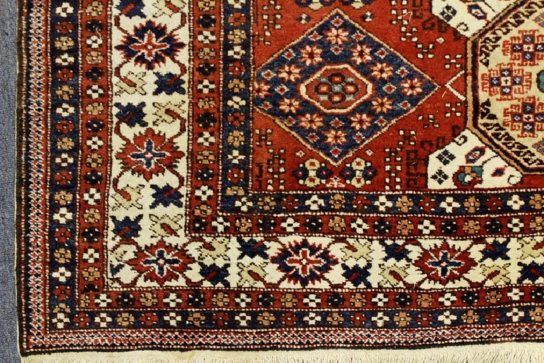 Ardabil (N.W. Iranian) Hall Rug - 3
