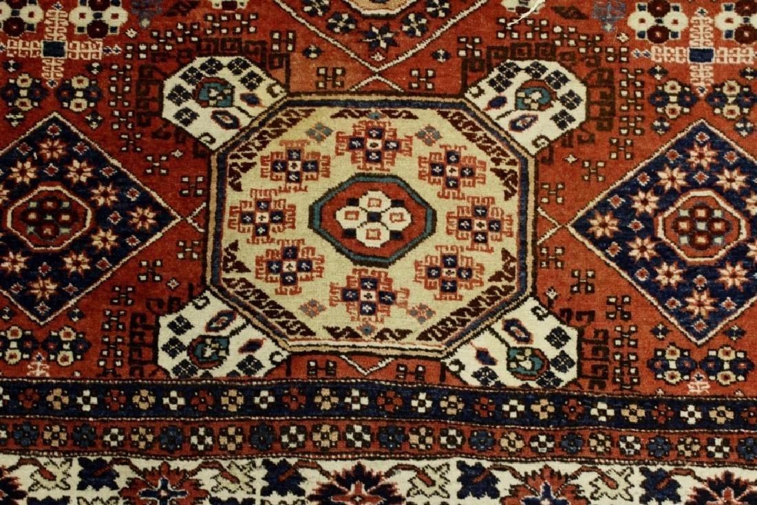 Ardabil (N.W. Iranian) Hall Rug - 4