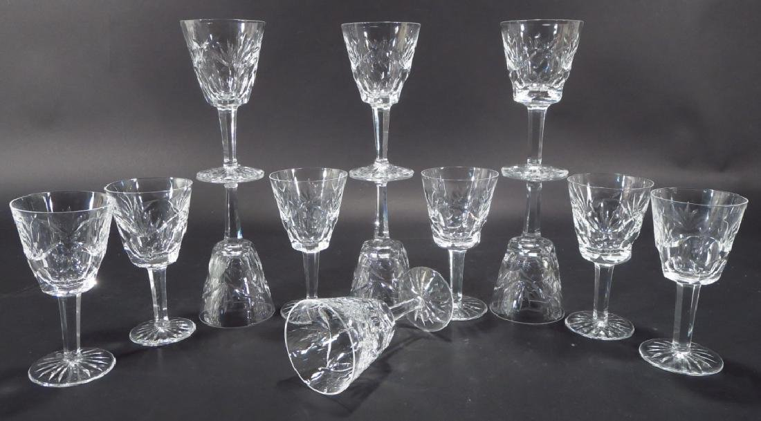 Group of Waterford & Baccarat Stemware & Baccarat - 3