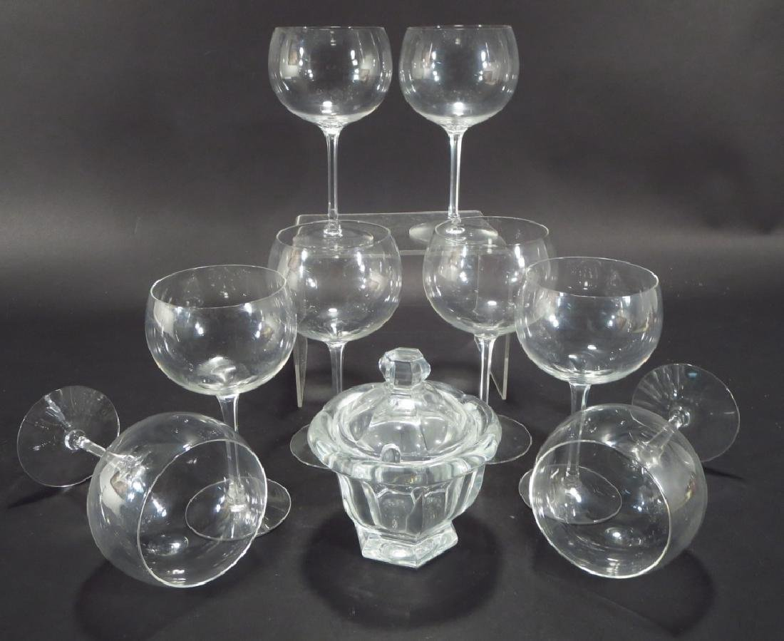 Group of Waterford & Baccarat Stemware & Baccarat - 5
